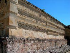 Zapotec Architecture, Mitla, Mexico