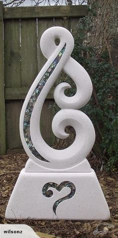 Hand carved sculptures   Trade Me