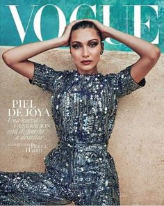 Magazine photos featuring Bella Hadid on the cover. Bella Hadid magazine cover photos, back issues and newstand editions. Vogue Covers, Vogue Magazine Covers, Fashion Magazine Cover, Fashion Cover, Bella Hadid, Gigi Hadid, Foto Fashion, Fashion Models, Fashion Beauty