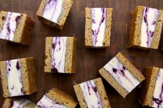 Oh yum! Lemon Blueberry Ice Cream Sandwiches // shutterbean