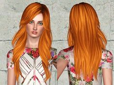 Skysims 229 hairstyle retextured. by Chantel Sims for Sims 3 - Sims Hairs - http://simshairs.com/skysims-229-hairstyle-retextured-by-chantel-sims/