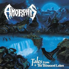 Amorphis - Tales From A thousand Lakes album cover