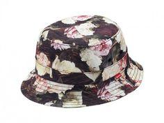 "Supreme ""Power, Corruption, Lies Crusher"" - Floral Bucket Hat"