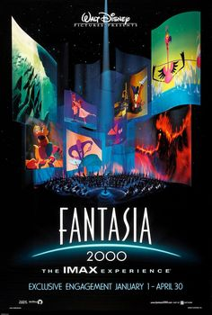 Fantasia 2000 imax i seen! Fantasia Disney, Streaming Movies, Hd Movies, Movies Online, Netflix Movies, Streaming Vf, Movies 2019, Walt Disney Animation, Walt Disney Pictures