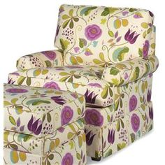 Accent Chairs Upholstered Chair With Skirt By Craftmaster   Wolf Furniture    Upholstered Chair Pennsylvania,