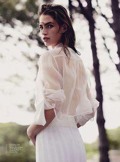 Vogue Austrália May 2014 | Crista Cober by Will Davidson [Editorial]