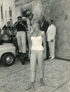 Unknown/Agenzia Dufoto - Brigitte Bardot - 1961