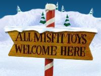 Is Your Sales Operations Department the Island of Misfit Toys? Rudolph Red Nosed Reindeer, Rudolph Christmas, Rudolph The Red, Christmas Holidays, Christmas Yard, Christmas Parties, Xmas Party, Office Christmas Decorations, Christmas Themes