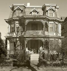 Cape May NJ Victorian house built 1882, photo CHOICES 5x7 or request 8x10 or ...