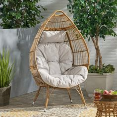 Swivel Club Chairs, Wicker Dining Chairs, Patio Chairs, Outdoor Chairs, Outdoor Pergola, Outdoor Decor, Recessed Wall Lights, Brick Molding, Floral Cushions