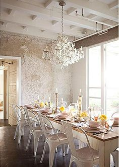 eclectic, white, dining