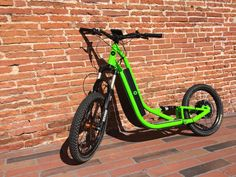 Scooter Bike, Kick Scooter, Inventions, Motorcycle, Vehicles, Biking, Skate, Workshop, Ideas