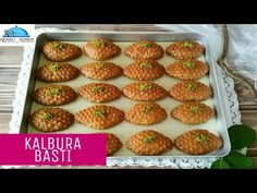 KALBURA BASTI Tarifi|Tatlı Tarifleri|Masmavi3mutfakta• - YouTube