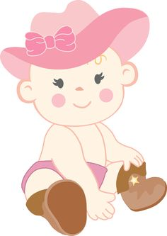 Contemporary Cowgirl Baby Shower Pinterest