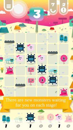 Puzzle Monster Sandwich– Capture d'écran