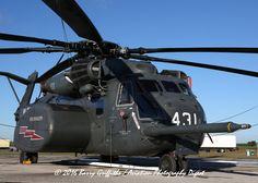 Sikorsky MH-53E Sea Dragon BuNo 163055 USN HM-12 (Helicopter Countermeasures…