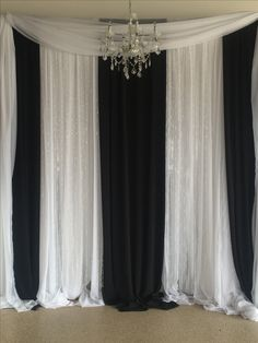 o and drape ribbon products suite white pbteen black drapes
