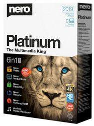 Nero Platinum 2019 Suite 20 0 06800 Multilingual Content Packs