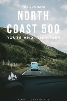 Ultimate North Coast 500 Route - And How to Plan Your Own! Use this helpful guide to plan your ultimate North Coast 500 Itinerary. Scotland Road Trip, Scotland Travel, Highlands Scotland, Scotland Castles, Skye Scotland, Glamping Scotland, Scotland Vacation, North Coast 500 Scotland, Scotland Culture