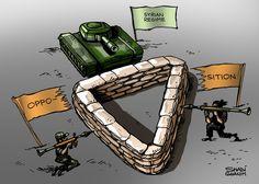 #Caricature #Cartoon #Politics #News #World