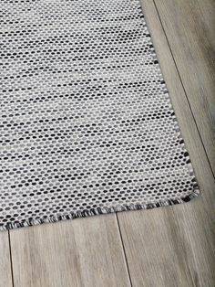 A popular textural flatweave made from wool in a range of contemporary colourways. Durable and ideal for high traffic areas.Additional colours and custom size options available in our custom program here. White Sofas, Large Rugs, Wool Rug, Black And Grey, Colours, Contemporary, Charcoal, Corner, Ivory