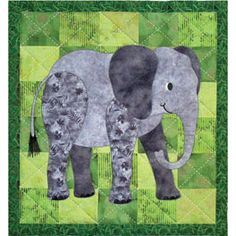 Cute for a child!  Elephant