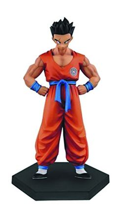 """Banpresto Dragon Ball Z Yamcha DXF Figure, Chozousyu Volume 5, 5.9""""  Dragon Ball Z 5.9-inch DXF figure of Yamcha; Chozousyu Volume 5  Chozousyu series by Mr. Nakazawa; he created over a hundred Dragon Ball figures in 15 years  Dragon Ball Z collectable figure  Comes with figure stand  Age Grade 15+"""