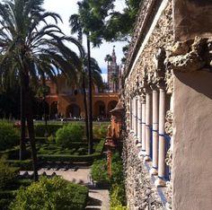 Andalucia. Sevilla. Real Alcázar.