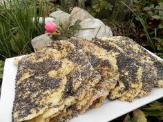 Vopelky s mákem   NejRecept.cz Slovak Recipes, Kefir, Banana Bread, Brunch, Snacks, Breakfast, Desserts, Food, Author