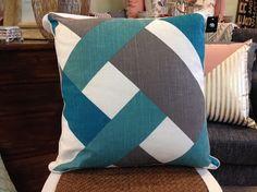 madraslink teal cushions - Google Search