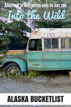 Alles wat je wilt weten over de Magic Supertramp Bus van Into the Wild in Alaska!