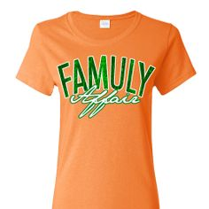 Classic FAMULY Affair Shirt – It's A FAMULY Affair and More