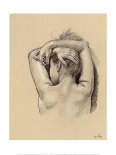 I <3 this artist!  Francine Van Hove Getting in my bedroom