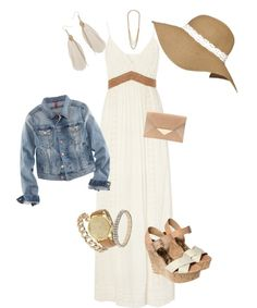 Bring on Summer Maxi Dresses and Sandals!