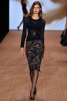 Mode: Lena Hoschek und die 50er/60er Jahre gehören zusammen wie Karl Lagerfeld und seine Sonnenbrille. Und so ließ sich die österreichische...