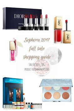 What to buy at the Sephora 20% off Sale?