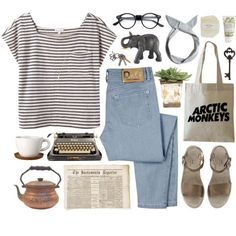 """do i wanna know?"" by beachy-palms on Polyvore..."