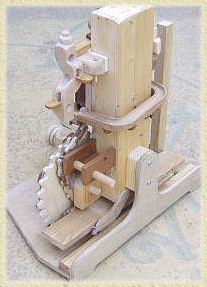 Marble Machine Construction Details