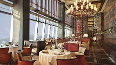 - The Ritz-Carlton, Hong Kong - Tin Lung Heen presents refined authentic Cantonese cuisine at its best