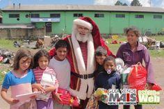 Sonho de Natal realiza entrega de presentes a comunidade