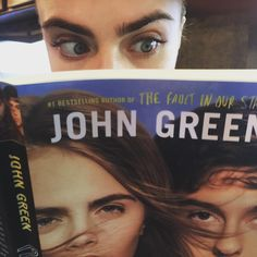 """""""I JUST FOUND THIS BOOK! ITS AWESOME!"""" - Cara Delevingne (lol!)"""