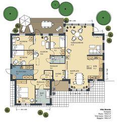 planritning hus