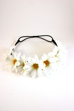 Online Clothing Boutique, Cute & Trendy Dresses Store for Women Flower Crown Headband, Wedding Headband, Flower Headband Hippie, Daisy Crown, Daisy Headband, Flower Band, Bridal Headdress, Shops, Online Clothing Boutiques