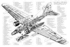 Cutaways, schematics Cortes Aircraft | Page 15 | Military Zone