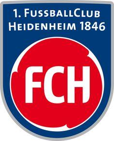 FC Heidenheim of Germany crest.