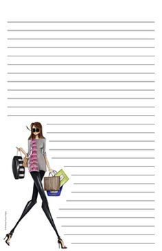 Just love these notepads by Brittany Fuson - only $8.00 each!