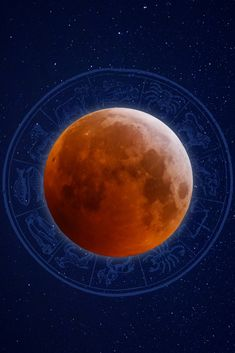 Plus, Saturn and Mercury both go retrograde in this busy astrological period. Click through for your weekly horoscope. Weekly Horoscope, Your Horoscope, Total Eclipse, Lunar Eclipse, Full Moon Phases, Super Moon, Fun To Be One, Sagittarius, Mercury