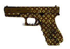 Brown Glock