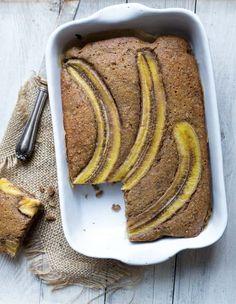 Pecan Nuts, Joko, Food Inspiration, Banana, Sweets, Baking Ideas, Breakfast, Gluten Free, Drinks