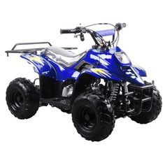 Youth ATV - Coolster 3050C Kids 110cc ATV with Automatic Transmission $649.99. bit.ly/2yQmJYj Best Headlights, Youth Atv, Best Atv, Kids Atv, Headlight Restoration, Atv Four Wheelers, Chain Drive, Final Drive, Front Brakes